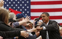Unease over health of the economy is weighing on President Obama's popularity