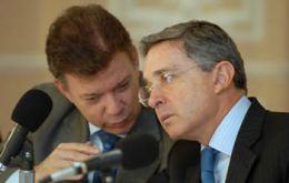 With Uribe stepping down, normalization could follow with Santos