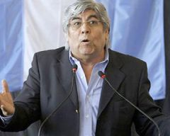 Not even Hugo Moyano is convinced of Indec's numbers
