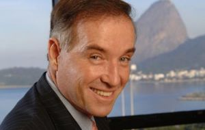 Brazilian billionaire Eike Batista en route to becoming the richest man in the world according to Forbes