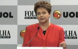 Ms Rousseff closer to becoming the first woman president of Brazil