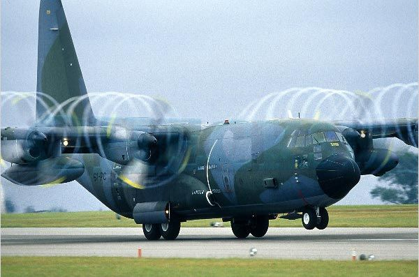 C 130 Military Transport Aircraft The Hercules C-130  one of the