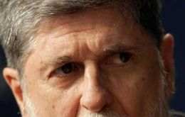 Brazilian Foreign Affairs minister, Celso Amorim wouldn't mind staying on the job