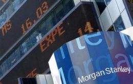 CIC already holds 2.49% of Morgan Stanley common stock