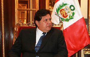 President Alan Garcia has paid dearly that strong growth has not been shared by all Peruvians