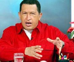 Quoting Jesus, Bolivar and Napoleon, the Venezuelan leader is campaigning country wide