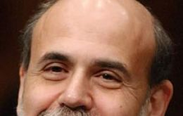 A majority of respondents support Bernanke performance and the Fed's policies