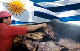 Uruguay has replaced Argentina as top per capita beef consumers and sixth world exporter