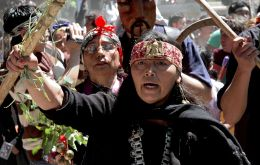Indigenous Mapuches are demanding the right to a fair trial