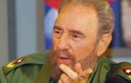 The Cuban leader argues the Bolivarian revolution has the Army, a majority in parliament and millions in the streets