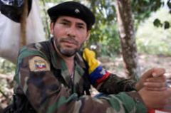 New commander Felix Muñoz, alias Pastor Alape with a similar record of deaths,  kidnaps and cocaine shipping to the US