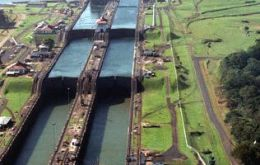 The canal is enlarging its capacity to accommodate vessels 49 metres wide