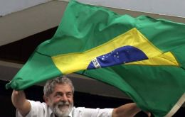 "For Lula da Silva, ""God is Brazilian"""
