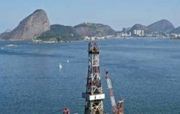 Repsol has stakes in blocks in Brazil's Santos and Espirito Santo basins