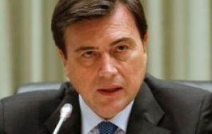 José Viñals, Financial Counselor and Director of the IMF Monetary and Capital Markets Department