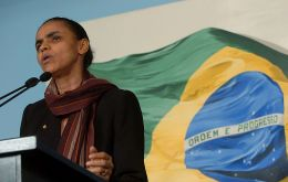 Marina Silva's 19% share of the ballot represents 20 million voters