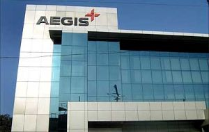 Aegis, owned by India's Essar Group, currently has about 39,000 staff across 10 countries