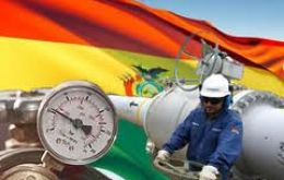 Bolivia has the third largest natural gas reserves in Latam