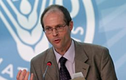Olivier De Schutter, U.N. Special Rapporteur on the right to food,