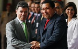 "President Santos: ""from good intention statements to concrete accords"" (Photo: Reuters)"