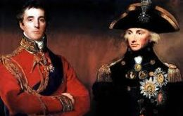 "Recalling Nelson and the Duke of Wellington, ""will we ever trust the French?"""