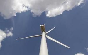 Denmark's Vesta is also involved in Latinamerica's largest wind farm project in the north of Chile
