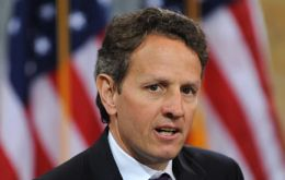 US Treasury Secretary Timothy Geithner has a bill to allow tariffs on Chinese goods