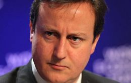 Former RN chiefs claim PM Cameron has been badly advised