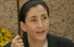 Even silence comes to an end, says Ingrid Betancourt