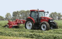 The number of tractors sold jumped 32.3% in the third quarter