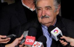 "Mujica: ""difficult relations"" is no news, ""that's life in our corner of the world"""