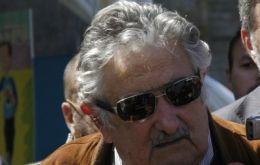 President Mujica made the announcement during a meeting of Arab-Latinamerican federations in Montevideo