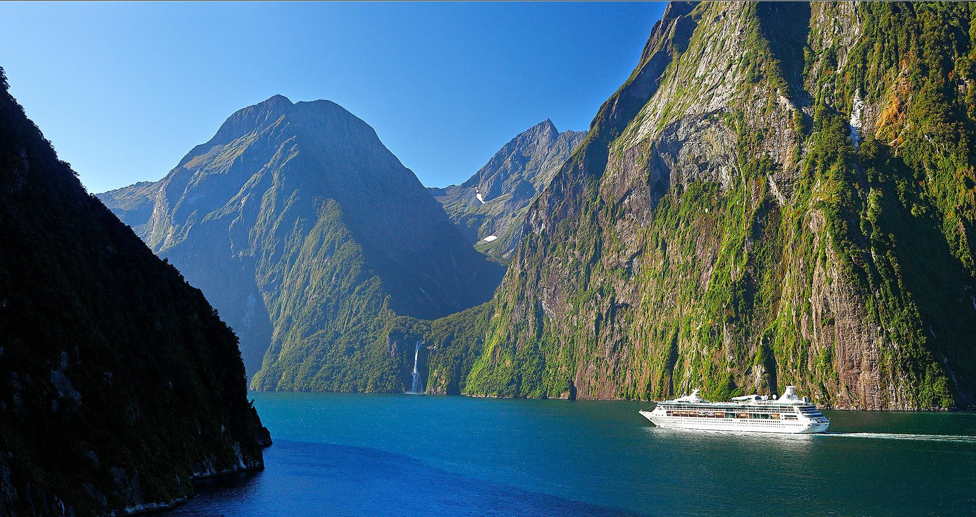 New Zealand Opens Exciting Cruise Season And Expects - New zealand cruises