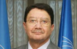 Secretary-General of UNWTO, Taleb Rifai