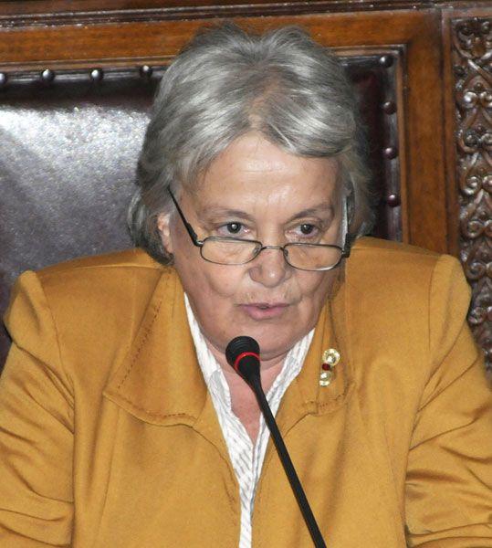 Lucia Topolansky, actuala Primă Doamnă a Uruguay-ului