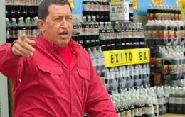 Retailing, new responsibility for President Chavez administration