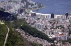 Millions live in the favelas on the morros of the contrasting city of Rio