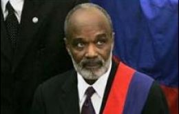 Candidates accuse President Rene Preval of ballot box-stuffing to favour his hand-picked candidate Jude Celestin