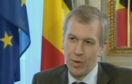 Prime Minister Yves Leterme government collapsed last April
