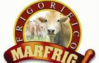 Marfrig is a leading world corporation in meats trade