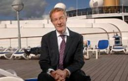 Carnival UK CEO David Dingle: single largest threat to the industry