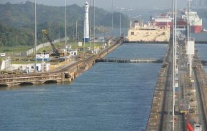 The last time the canal was completely closed was in 1989 when the US invasion of Panama