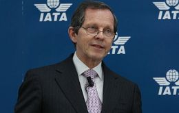 Giovanni Bisignani has been at the helm of IATA for nine years, will be succeeded by Cathay Pacific CEO Tony Tyler next year
