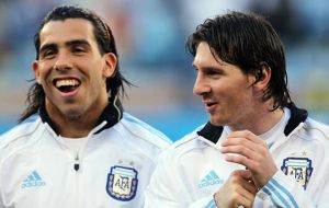 Selling future Carlos Tévez and Leonel Messi has become Argentine football's main source of income