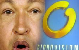 Opposition Globovision television group targeted by Chavez