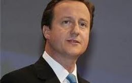 PM David Cameron fist Christmas message to the Falklands