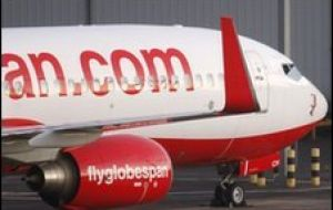 The Edinburgh-based budget airline in 2008 won a four year contract with UK MOD