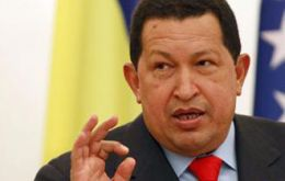 Chavez had vowed Larry Palmer  would not be US ambassador