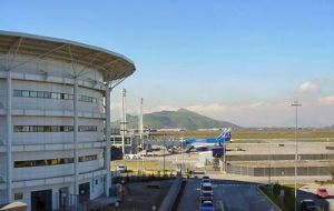Santiago International Airport