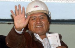 President Evo Morales needs to bolster oil production